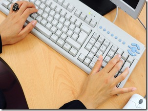 hands-keyboard