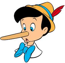 pinnochio nose growing